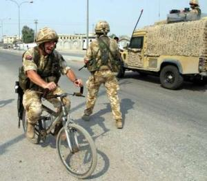 british bicycle patrol