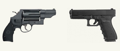 revolver-or-semi-automatic